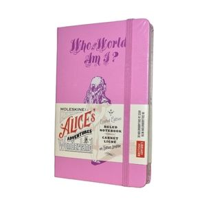 Moleskine Alice In Wonderland Notebook